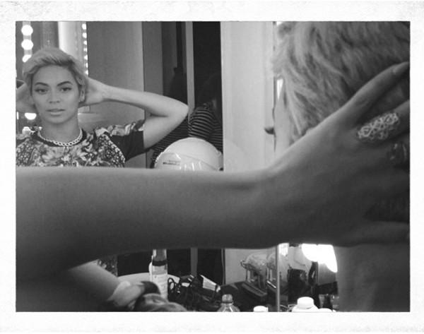 Beyonce Pixie BW